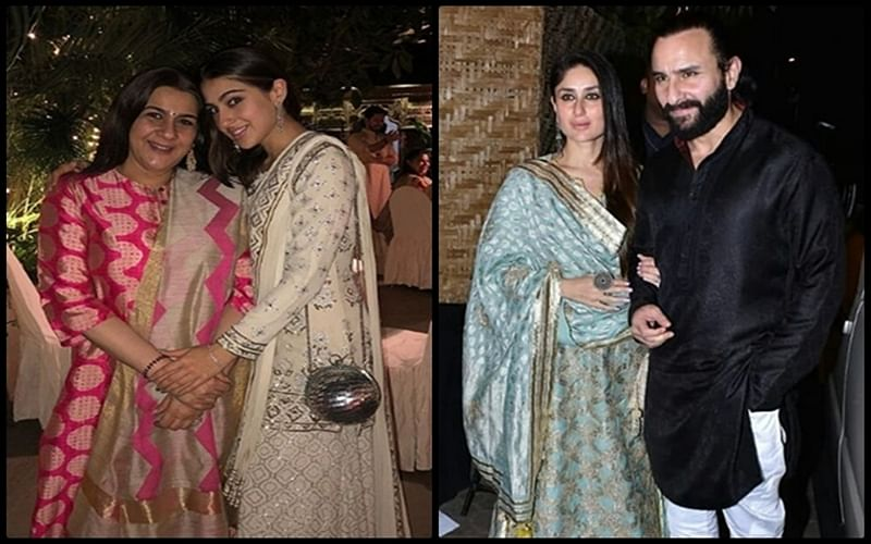 Saif Ali Khan wrote a letter to ex-wife Amrita Singh on the day of his wedding to Kareena; here's how Bebo reacted