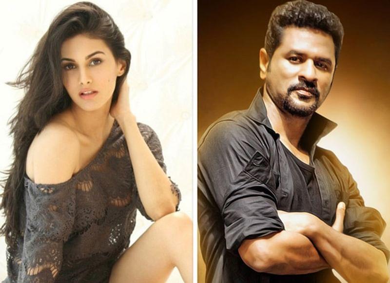 Amyra Dastur to star oppositePrabhudeva; Check out the details