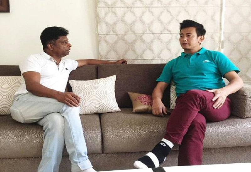 Anand Kumar to make a biopic on Indian footballer Bhaichung Bhutia