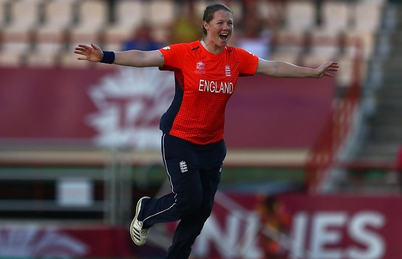 Women's World T20 2018: Shrubsole takes hat-trick as England thrash South Africa by 7 wickets