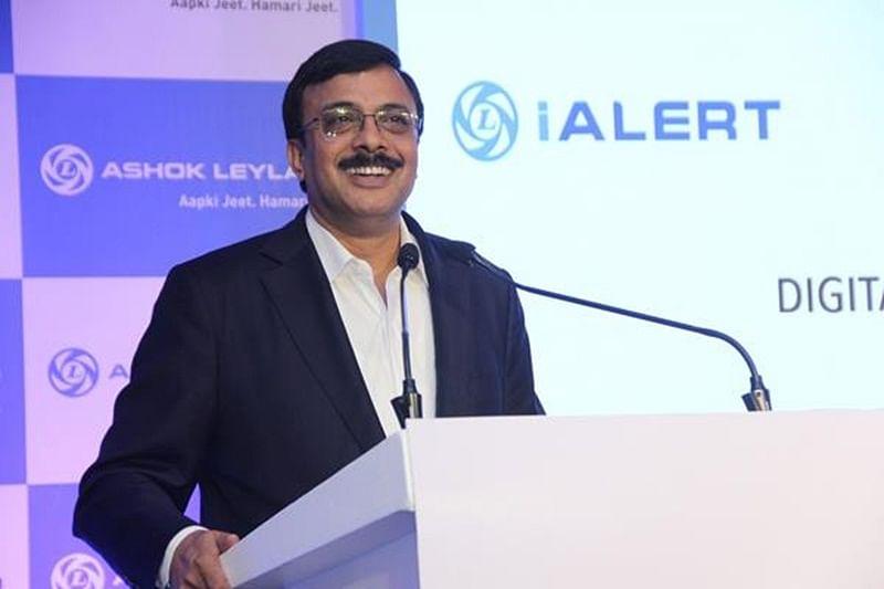 Ashok Leyland CEO and MD Vinod Dasari resigns cites personal reasons