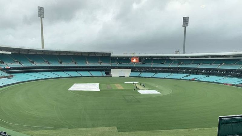 India vs Australia tour game: Rain washes away first day's play in Sydney
