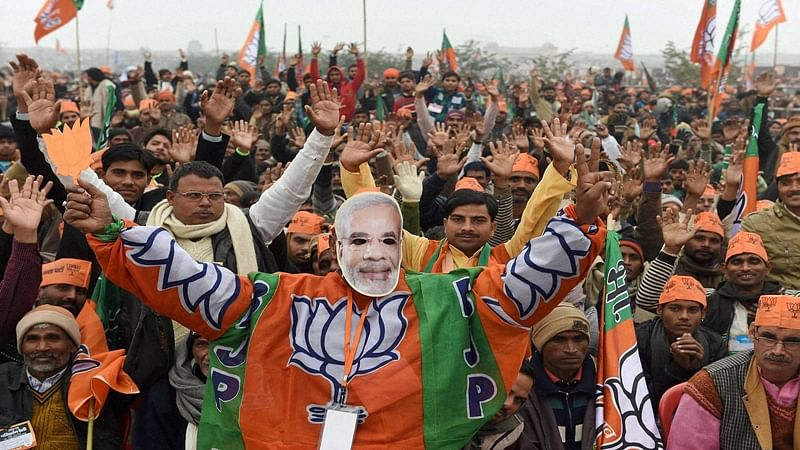 Lok Sabha Elections 2019: BJP seals alliances in Northeast, aims 22 of 25 seats