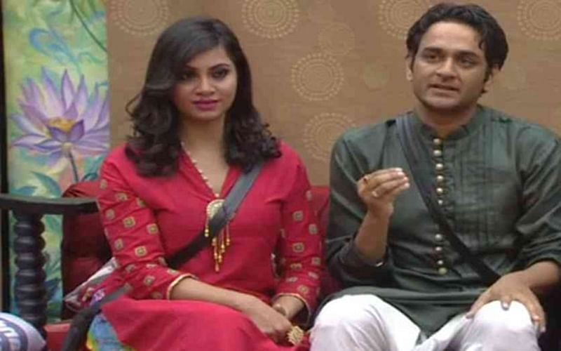 OMG! Arshi Khan calls Vikas Gupta looser mind, supports Bigg Boss 12 contestant Sreesanth