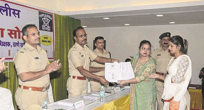 Bhayandar: Stolen booty worth Rs. 32L returned to 35 rightful owners