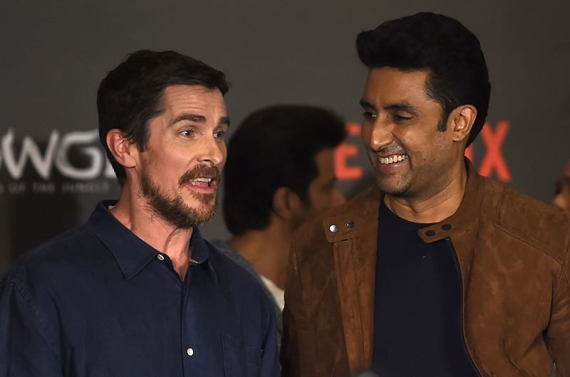 Christian Bale on India visit: Managed to see tiny-tiny scratches of this incredible country
