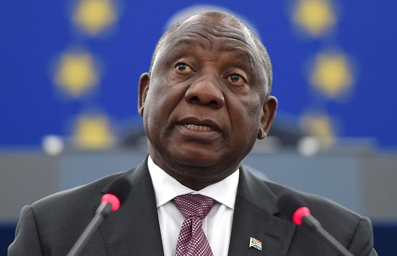 South African President Cyril Ramaphosa details meetings with Gupta brothers