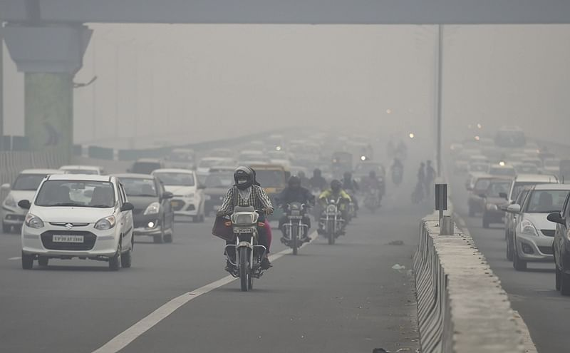 First better air quality day in Delhi; relief unlikely to last