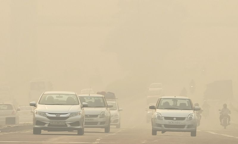 Delhi's air quality turns 'severe', EPCA directs construction only during daytime