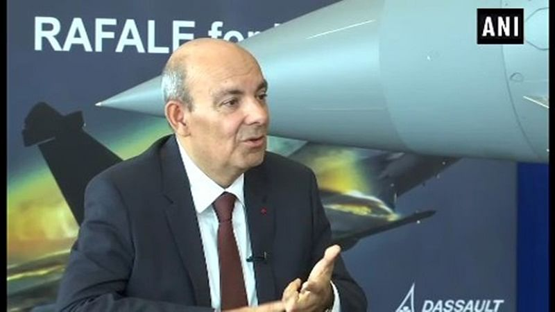 No scandal in Rafale deal: Dassault CEO Eric Trappier