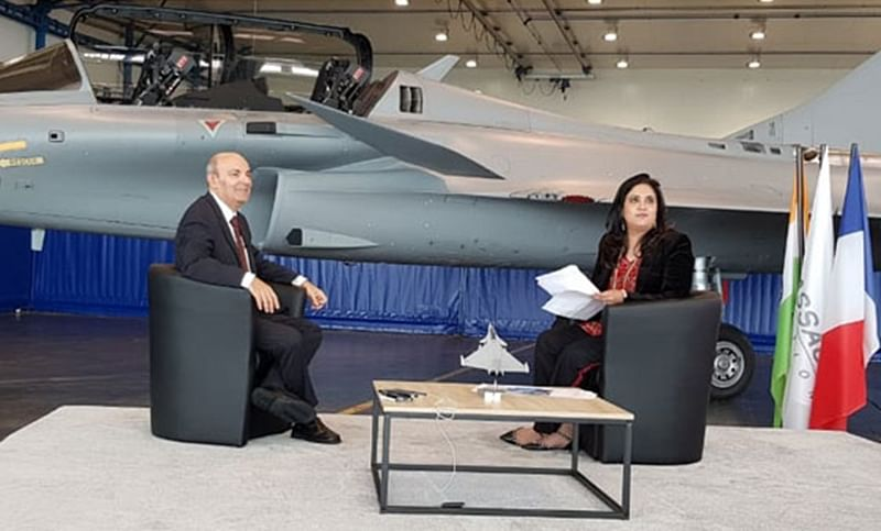 'I don't lie…Chose Ambani by ourselves', Dassault CEO Eric Trappier responds to Rahul Gandhi's allegations over Rafale deal