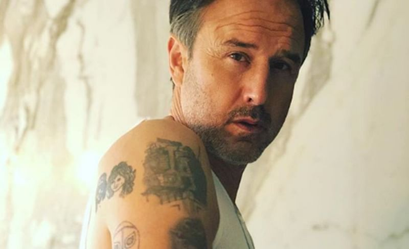 David Arquette recovering in hospital after sustaining neck injury during wrestling death match