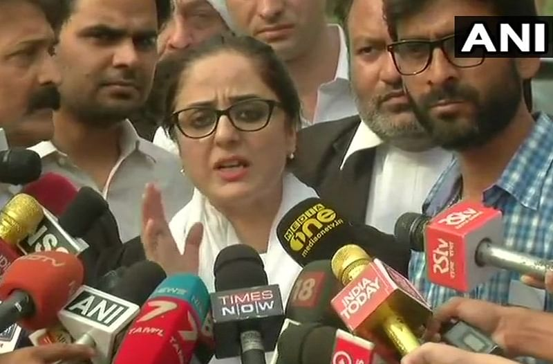 Kathua rape case: Victim's family removes lawyer Deepika Rajawat claiming she is barely available in court