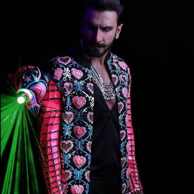 Designer Manish Arora reveals toil behind creating Ranveer Singh's quirky outfit