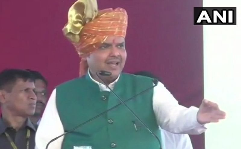 Maharashtra CM Devendra Fadnavis takes a dig at Raj Thackeray, says 'he is dancing at others' weddings'