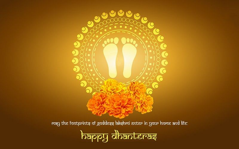 Dhanteras 2018: Wishes, greetings, images to share on SMS, WhatsApp, Facebook