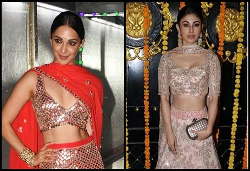 Kiara Advani to Mouni Roy, celebs attend Ekta Kapoor's Diwali bash; see pics