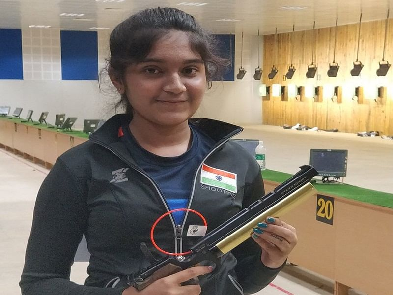 National Shooting Championships: Telangana teen Esha Singh bags 3 gold medals; outshines Manu Bhaker, Heena Sidhu