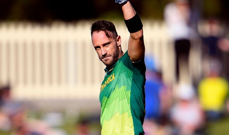 Wanted to do superman like things in previous World Cup: Faf du Plessis