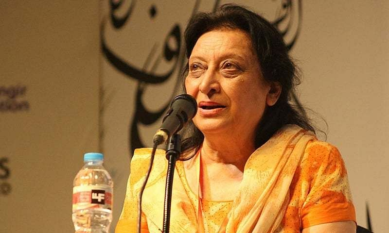 India-born Pakistani poet Fahmida Riaz dies