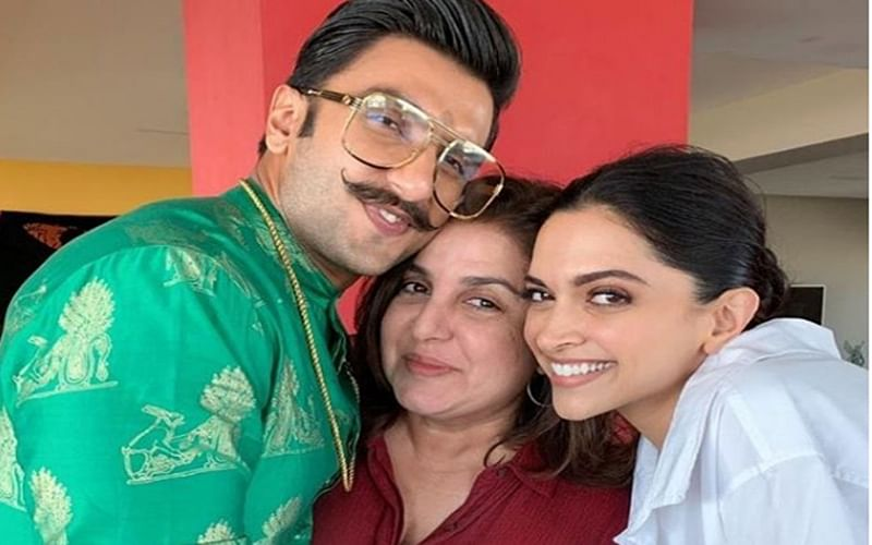 My baby's getting married! Farah Khan can't hold in her excitement for Ranveer and Deepika's wedding