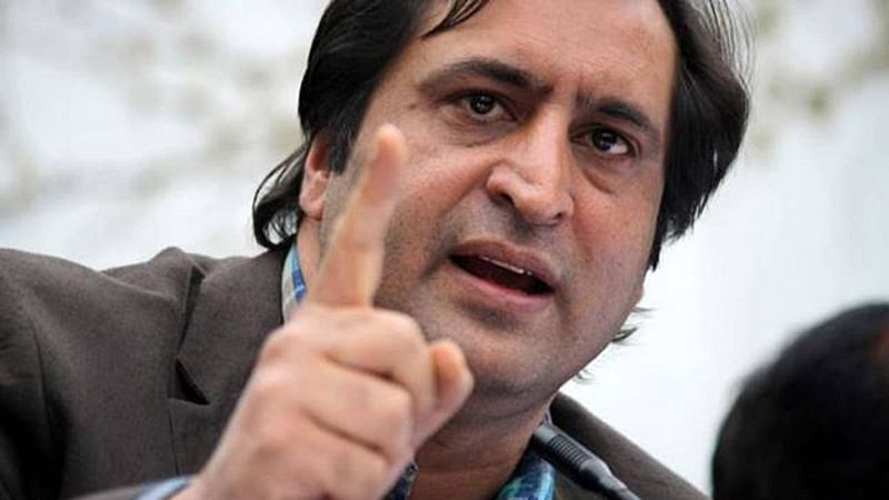 Grand PDP-NC-Congress alliance was to keep me out of power, says People's Conference chief Sajad Lone
