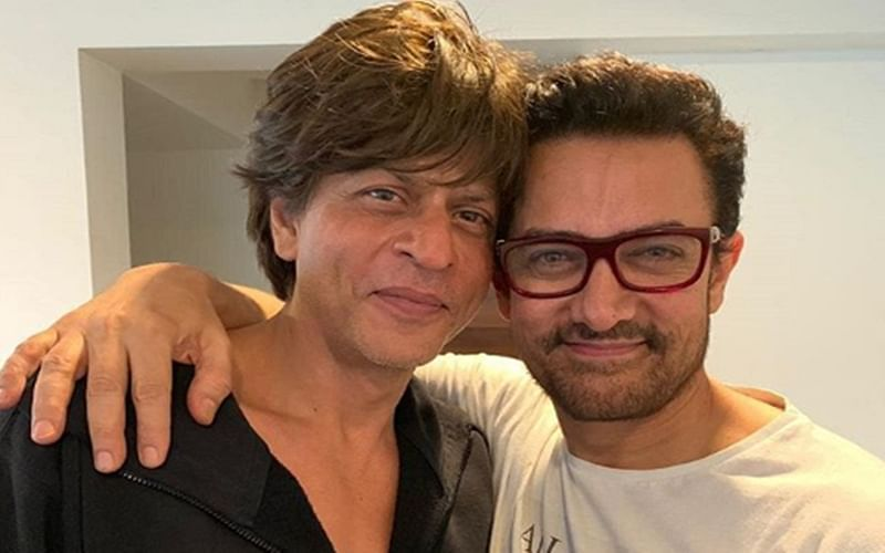 Happy that Shah Rukh Khan is doing 'Saare Jahaan Se Achha', says Aamir Khan