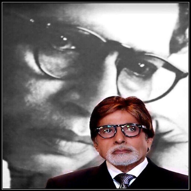 Harivansh Rai Bachchan Birth Anniversary: Amitabh pays tribute to late poet father