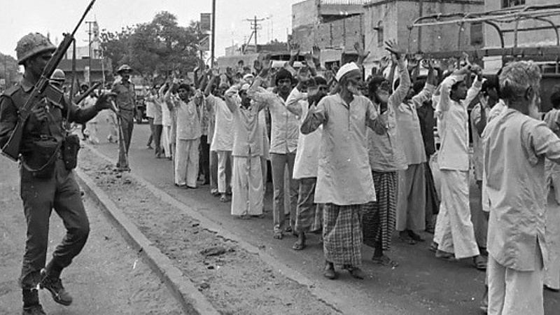 1987 Hashimpura massacre: 4 ex-PAC personnel surrender before Tis Hazari court