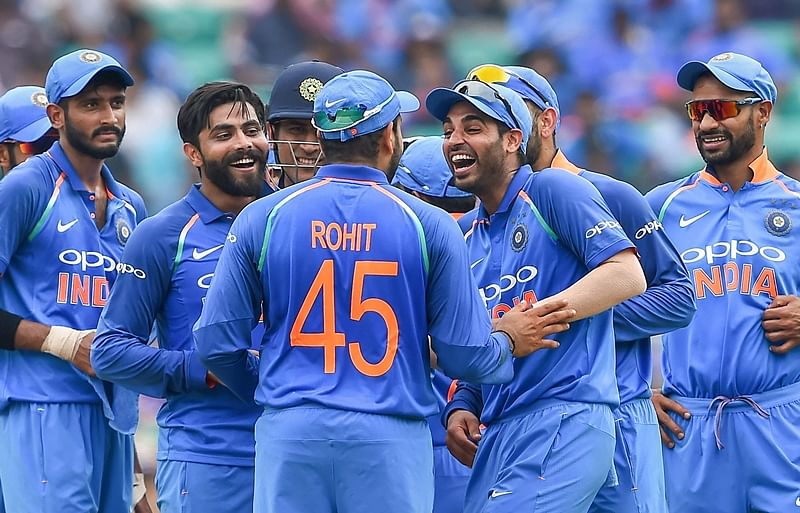 India vs West Indies 5th ODI: India beat West Indies by nine wickets; clinch series 3-1