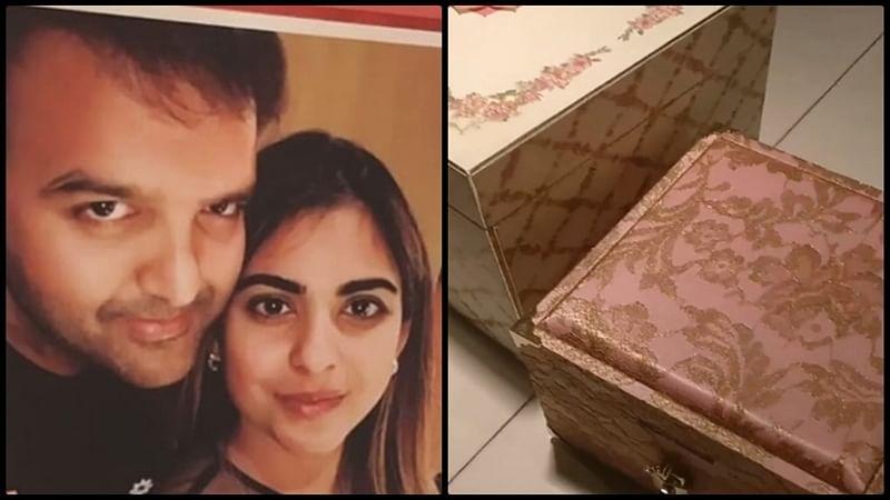 Isha Ambani-Anand Piramal wedding invite video goes viral; see what's inside the box