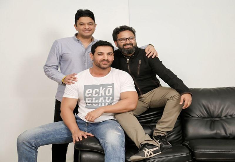 John Abraham, Bhushan Kumar and Nikkhil Advani come together for collaboration of 6 films