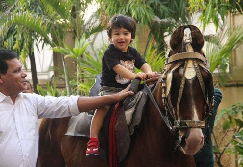 Single picture of Taimur Ali Khan costs higher than that of any Bollywood superstar; can you afford it?