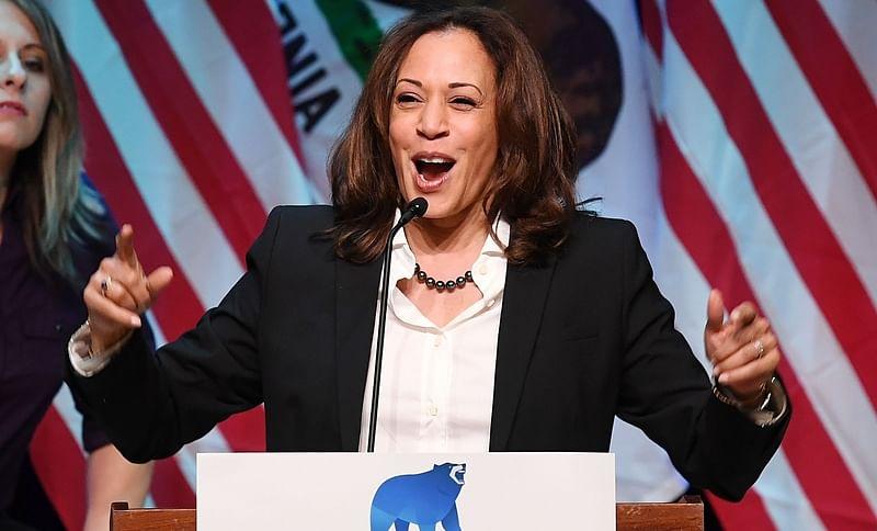 Kamala Harris presidential bid excites Indian-Americans