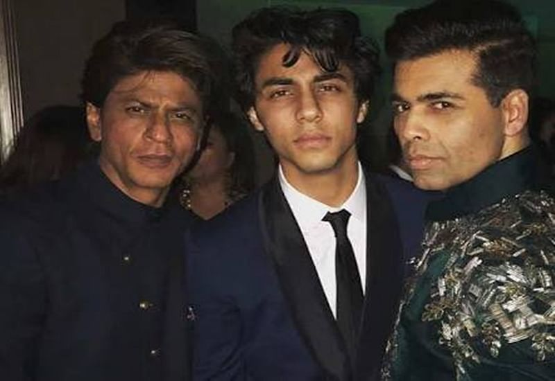 Karan Johar wishes 'baby boy' Aryan Khan on his 21st birthday