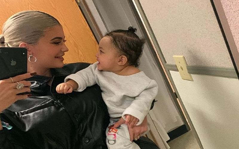 Kylie Jenner trying to teach Stormi new words is the most adorable thing; watch video