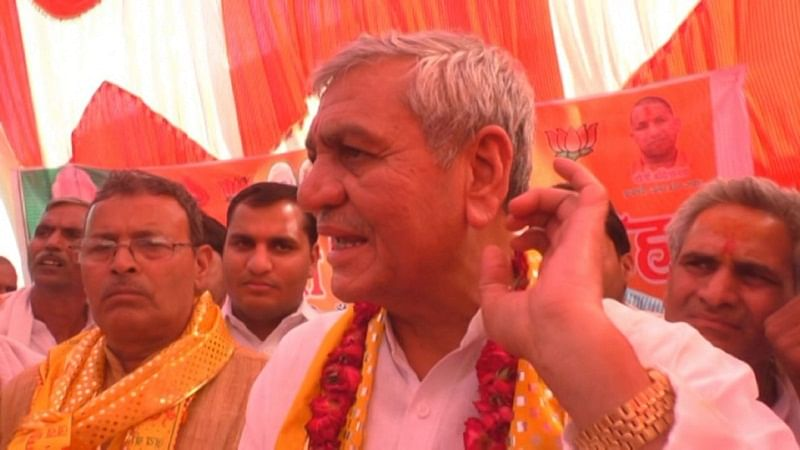 India became global superpower 'due to Lord Ram': UP minister Laxmi Narayan Chaudhary