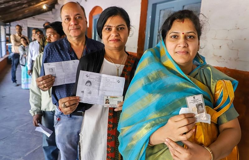 Madhya Pradesh Elections 2018: Record 75 per cent voter turnout as BJP eyes 4th term, Cong hopes for comeback