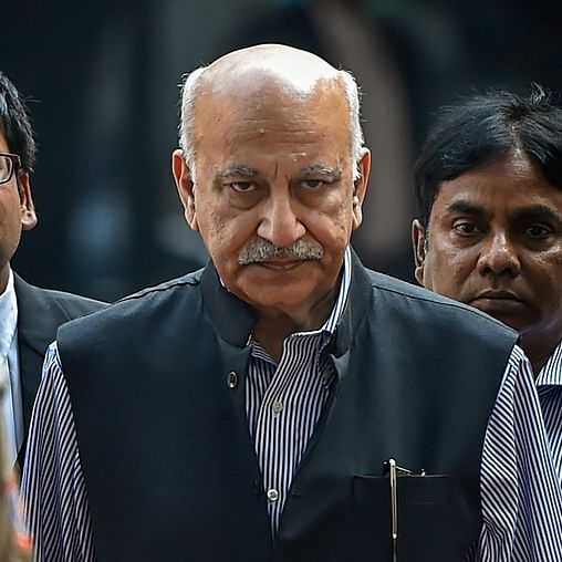 Scribe Vs Judge: Journalist asked to refrain from 'personal remarks' after writing about laughter during MJ Akbar's defamation case