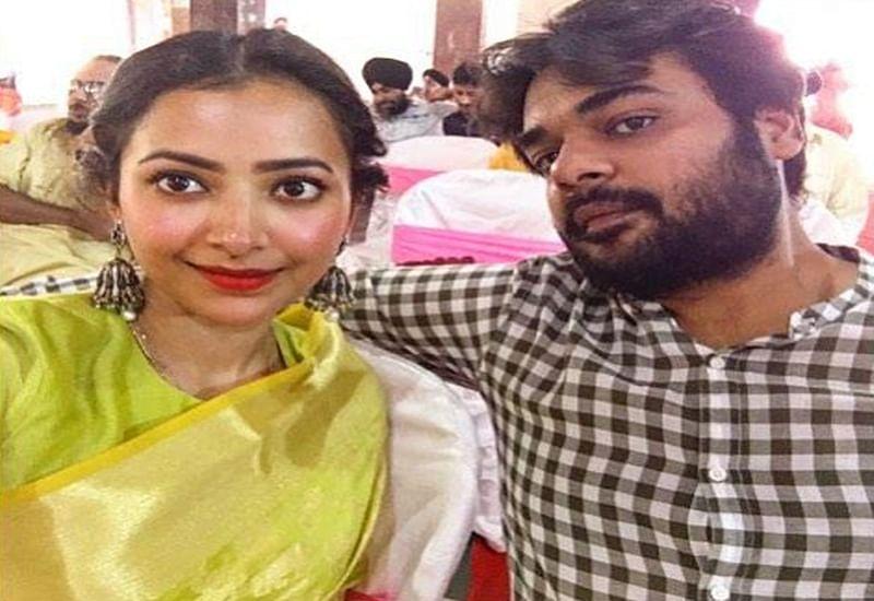 'Makdee' fame Shweta Basu Prasad to tie a knot to filmmaker boyfriend Rohit Mittal
