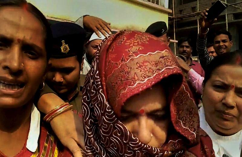 Muzaffarpur shelter home case: Ex-Bihar minister Manju Verma sent to 1-day police remand