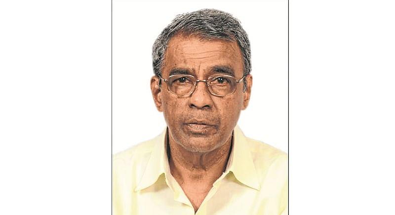 Senior citizen goes missing while on evening walk