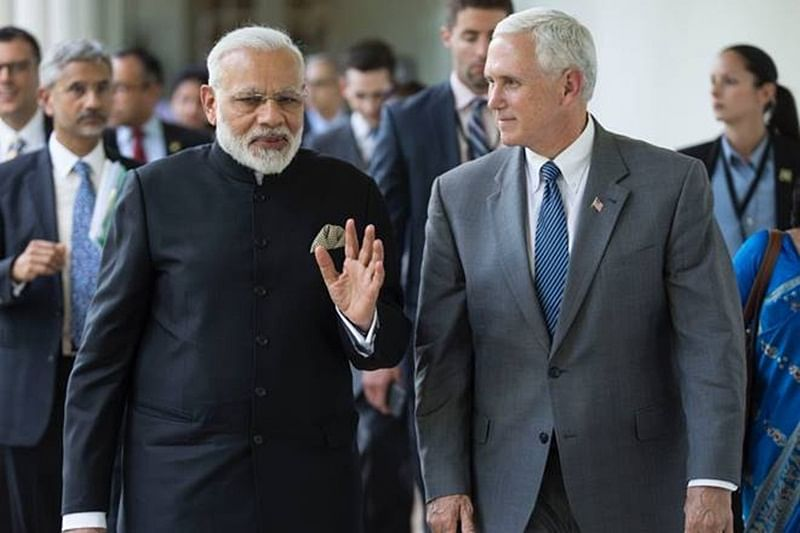 US Vice President Mike Pence to meet PM Narendra Modi next week: White House