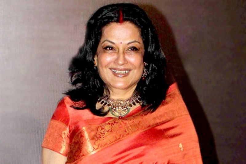 Actor Moushumi Chatterjee joins BJP
