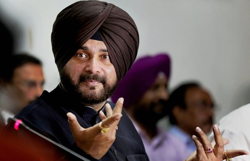 Uninterrupted campaigning damages Sidhu's vocal cords; on medication