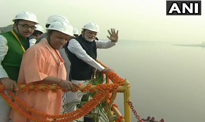 Modi in Varanasi: PM inaugurates first multi-modal terminal on Ganga river