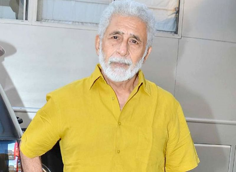 Naseeruddin Shah is at it again; says artistes, actors, poets being muzzled