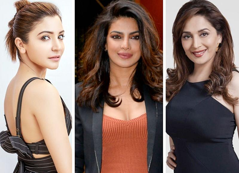 Anushka Sharma, Priyanka Chopraand Madhuri Dixitto produce Indian original for Netflix