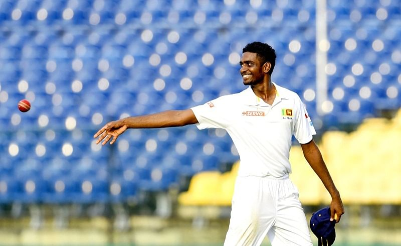 Sri Lanka vs England: Uncapped Nishan Peiris replaces Sri Lankan bowler Akila Dananjaya in 3rd Test