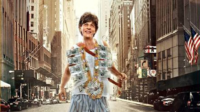 Shah Rukh Khan holding sword, not 'kirpan' in 'Zero' poster: Makers tell Bombay HC